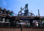 Shanghai's Baoshan Iron & Steel