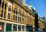 Sydney's Queen Victoria Building (1898) on George Street