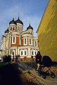 Tallinn's Alexander Nevsky Cathedral