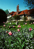 Cranbrook House and Gardens in suburban Detroit's Bloomfield Hills
