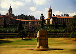 Union Building home of South African parliament in Pretoria