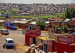 Soweto (Southwest Township) near Johannesburg South Africa