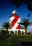 Cape Town's Green Point Lighthouse
