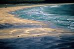 Noordhoek Beach on Chapman's Bay of Atlantic Ocean