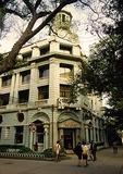 Guangzhou's Shamian Island European architecture