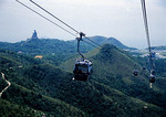 Ngong Ping 360 Skyrail Cable Car to Po Lin Manastery's Big Buddha on Lantau