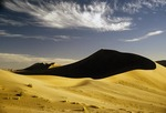 Dunhuang's Singing Sands Mountains dunes