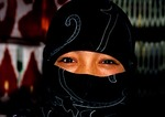 Uighur girl in Khotan on the Silk Road