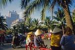 Haikou street scene, Hainan Island