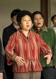 Morning opera singing exercises in Tiantan (Temple of Heaven) Park