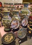 Beijing cloisonne factory souvenir shop