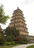 Xian's Big Wild Goose Pagoda (Dayan Ta)