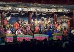 Lijiang's Naxi Music Academy (Naxi Guyue Hui) Orchestra in the Naxi Concert Hall (Dong Da Jie) led by ethnomusicologist Xuan Ke