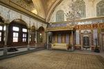 Topkapi Palace, Sultan's private quarters in Harem