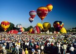 Michigan Challenge Balloonfest, annual summer festival
