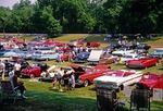 Greenfield Village Motor Muster, classic automobile gathering, The Henry Ford