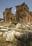 The Red Hall (Temple of Serapis or Temple of the Egyptian Gods)