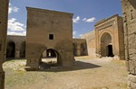 13th century Caravansary of Agzikarahan in Cappadocia