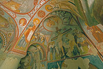 Frescoes in Goreme Open Air Museum, Apple Church (Elmali Kilise)