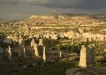 Goreme Valley in Cappadocia
