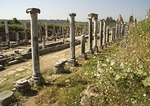 Roman ruins of Perge