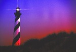Cape Hatteras, North Carolina, light house