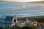 South African fishing village of Paternoster on Atlantic coast