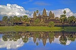 Angkor Wat from west gate