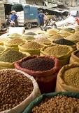 Saigon's Ben Thanh Market grain commodities shop