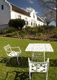 Boschendal Wine Estate Manor House in Cape Dutch style