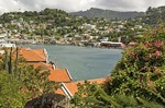 Harbor at Saint George's, Grenada