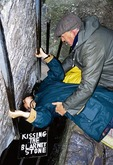 Kissing the Blarney Stone at County Cork's Blarney Castle