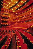 Shanghai Grand Theater interior designed by Studios Architecture