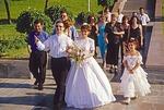 Tashkent wedding party, Uzbekistan