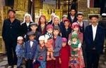 Uighurs in a Kashgar market