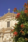 Dubrovnik Old Town's St. Ignatius Church