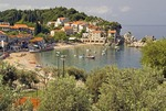 Montenegro's Maestral Resort and Casino on Budva Riviera of Adriatic Sea