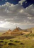Ishak Pasha Saray fortified palace near Dogubeyazit