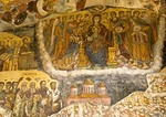 Sumela Monastery, internal frescoes