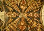 Sumela Monastery, internal fresco on ceiling