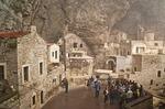 Sumela Monastery in Zigana Mountains near Trabzon in Eastern Turkey