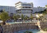 Amfora Hvar Grand Beach Resort, hotel from pool area