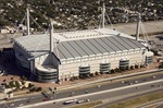 San Antonio Alamodome stadium for basketball, football, and events