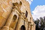 San Antonio Missions, The Alamo, AKA Mission San Antonio de Valero, State Historic Site