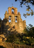 San Antonio Missions, Espada (AKA Mission San Francisco de la Espada), State Historic Site, in morning light