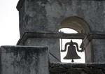 San Antonio Missions, San Juan (AKA Mission San Juan Capistrano) bell tower, State Historic Site