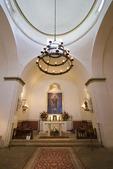 San Antonio Missions, Concepcion (AKA mission of Nuestra Senora de la Purisima Concepcion) chapel interior
