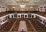 Texas House of Representatives in State Capitol in Austin