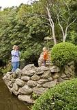 Austin's Zilker Park Botanical Gardens