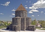 Kars Kumbet Cami (Drum-Dome Mosque), former 10th century Armenian Church of the Holy (Twelve) Apostles